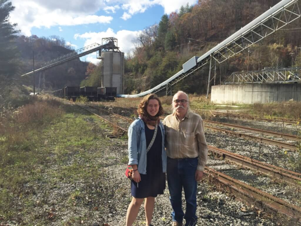 A tour of Whitesburg, KY and the surrounding coal plants with Herb E. Smith
