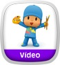 (Spanish) Pocoyo Volume 12: Learning with Pocoyo Icon