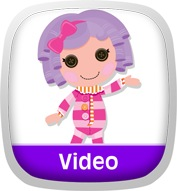 Adventures in Lalaloopsy Land: The Search for Pillow Icon