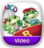 Amazing Alphabet Amusement Park™ Video App Icon