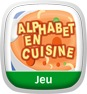 (French) Jeu : Lalphabet en cuisine Icon