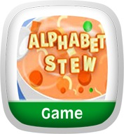 Alphabet Stew Game App Icon