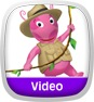 The Backyardigans Volume 3: Adventures in Time Icon