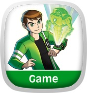 Explorer™ Learning Game App: Ben 10 Icon