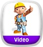 Bob the Builder: Part of the Team Icon