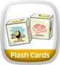Brain Blocks Flash Cards: Land Animals App Icon