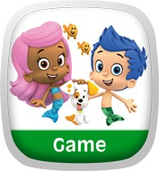 Bubble Guppies Icon
