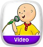 Caillou: Caillou Pretends Icon