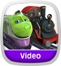 Chuggington Volume 4: Lets Ride The Rails! Icon