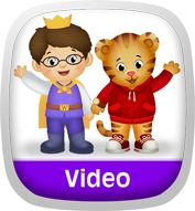 Daniel Tigers Neighborhood: Fun With Friends Icon