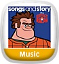 Disney Songs and Story: Wreck-It Ralph Icon