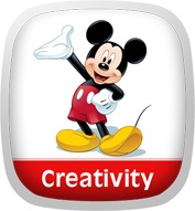 Disney Animation Artist: Mickey & Friends Icon