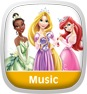 Disney Princess: Fairy Tale Songs Icon