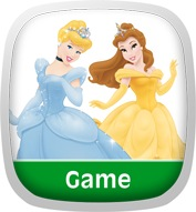 Disney Princesses: Pop-Up Story Adventures Icon