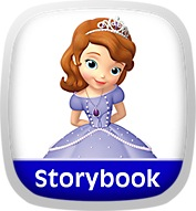 Disney Sofia the First: Sofias New Friends Icon