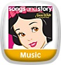 Disney Songs and Story: Snow White Icon