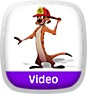 Disney Wild About Safety with Timon and Pumbaa: Safety Smart® Fire Icon