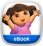 Dora the Explorer eBook: Dora Goes to School Icon