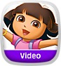 Dora the Explorer: Party Time with Dora Icon