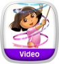 Dora the Explorer Vol 7: Doras Fantastic Gymnastics Icon