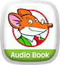 Geronimo Stilton #5: Four Mice Deep in the Jungle Audio Book Icon