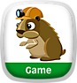 Go Gopher Go! Icon