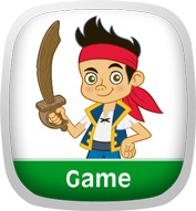 Jake and the Never Land Pirates Icon