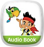Jake and the Never Land Pirates: The Key to Skull Rock Audio Book Icon