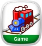 Jewel Train Game App Icon