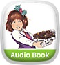 Junie B. Jones #5: Junie B. Jones and the Yucky Blucky Fruitcake Audio Book Icon