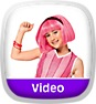 LazyTown Volume 6 Icon