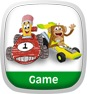 LeapFrog Kart Racing Icon