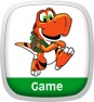 T-Rex Rush Game App Icon