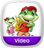 Lets Go to School Video App Icon
