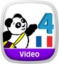 Little Pim: French Volume 4 Icon