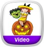 New Adventures of Madeline: Madeline Halloween Icon