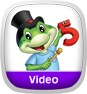 Math Circus Video App Icon