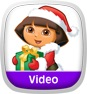 Merry Christmas, Dora! Icon