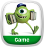 Disney·Pixar Monsters University Game Icon