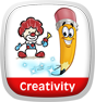 Mr. Pencil Carnival Creator Icon