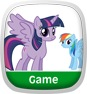 Hasbro My Little Pony Friendship is Magic Icon