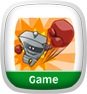 Number Bash Game App Icon