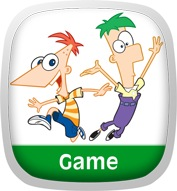 Disney Phineas and Ferb Icon