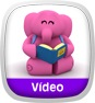 (Spanish) Pocoyo Volume 4: Learning & Sharing with Pocoyo Icon