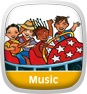 Putumayo Kids Presents American Playground Icon