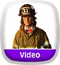 Safety Smart® Science with Bill Nye the Science Guy®: Fire Icon