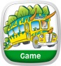 The Magic School Bus® Dino Shuffle Icon