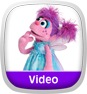 Sesame Street Volume 6: Abby Tries and Tries Again Icon