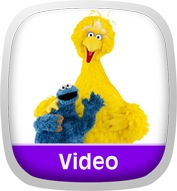 Sesame Street Volume 8: Up in the Air Icon