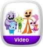 Sing Along Read Along Video App Icon